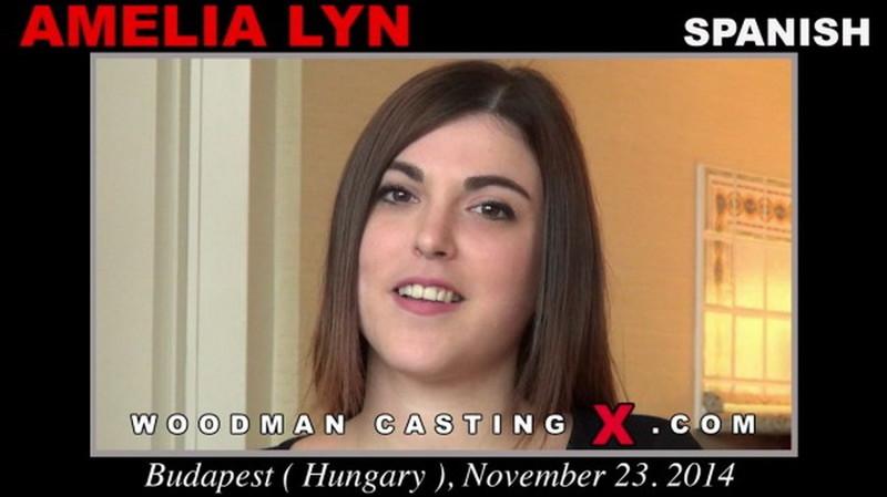 Amelia Lyn - Woodman Casting [WoodmanCastingX / SD 480p]