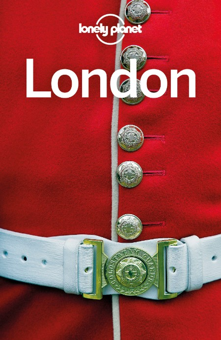 Lonely Planet London, 11th Edition