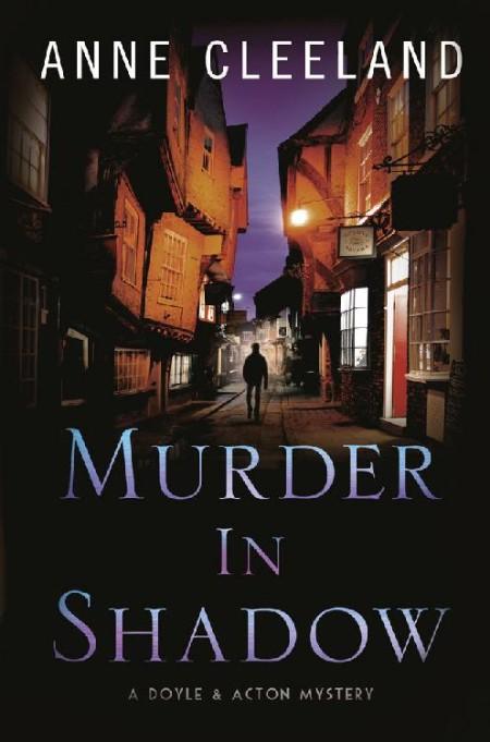 Murder in Shadow by Anne Cleeland