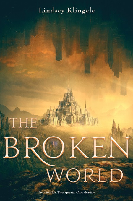The Broken World by Lindsey Klingele