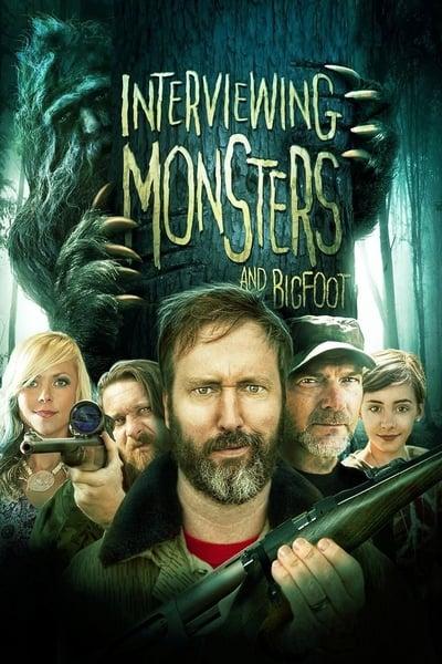 Interviewing Monsters and Bigfoot 2019 PROPER 1080p WEBRip x264-RARBG