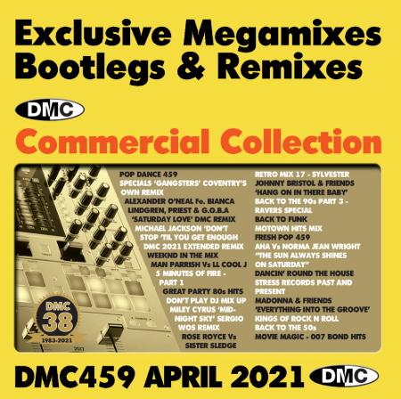 DMC Commercial Collection Vol  459