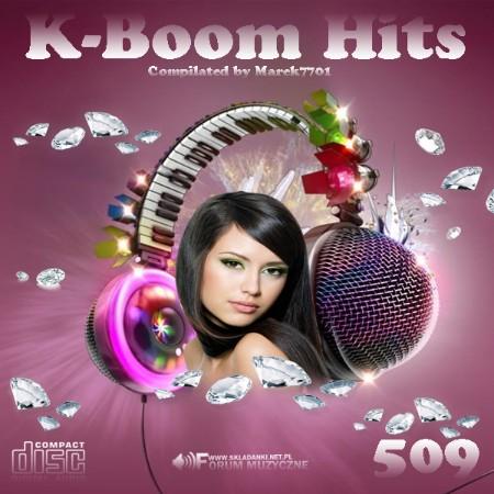 K-Boom Hits 509 (2021)