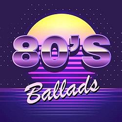 VA - 80's Ballads (2021)