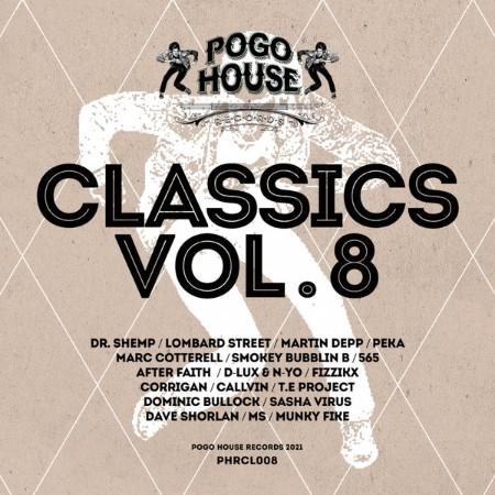 VA - Pogo House Classics Vol  8 (2021)