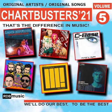 CHARTBUSTERS'21 VOLUME 05 (2021)