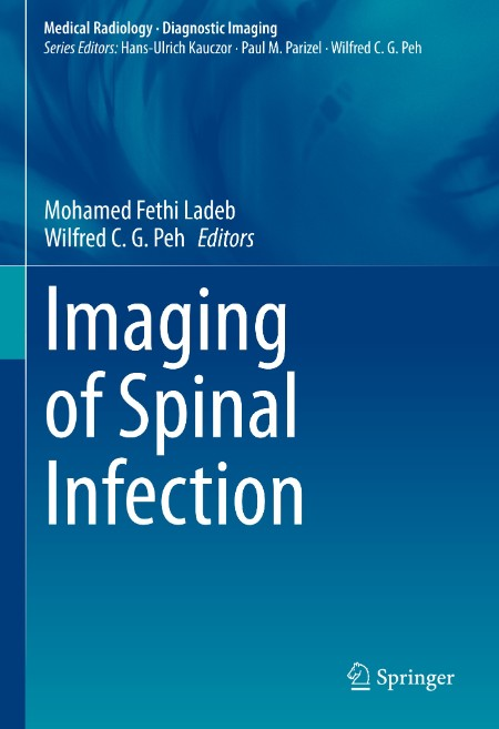 Imaging of Spinal Infection (Medical Radiology)