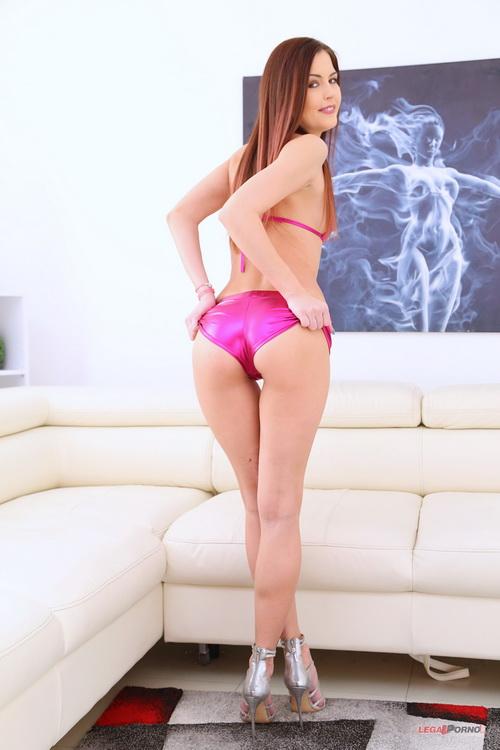 LegalPorno - Cindy Shine, Erik Everhard, Neeo, Oscar Batty - Cindy Shine double anal fucked with 0 pussy panties on SZ2393 [HD 720p]