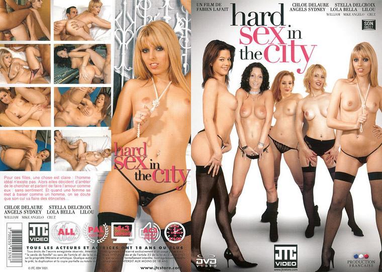 Hard Sex In The City [BDRip 480p 1.53 Gb]