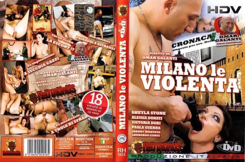 Milano le Violenta [WEB-DL 576p 2.6 Gb]