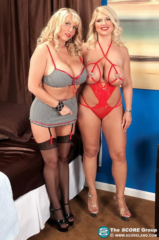 PornMegaLoad /Scoreland - Karen Fisher and Kelly Christiansen - Double Your Pleasure [SD 480p]