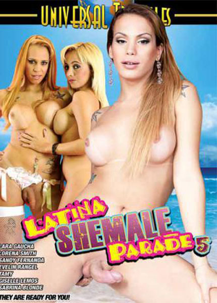 Epic Distribution - Lorena Smith, Evelin Rangel, Giselle Lemos, Sabrina Blonde, Sandy Fernanda. - Latina Shemale Parade #5 [SD 480p]