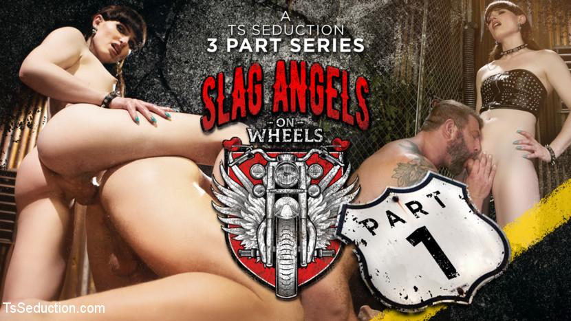 TSSeduction.com/Kink.com: Natalie Mars, Colby Jansen - Slag Angels on Wheels: Episode One [SD 540p] (473 MB) - November 27, 2018