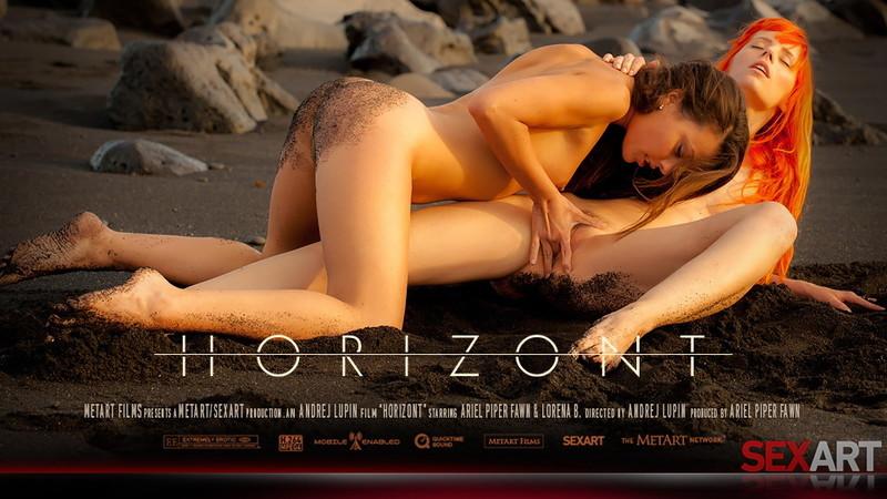 SexArt - Ariel Piper Fawn, Lorena B - Horizont [FullHD 1080p]