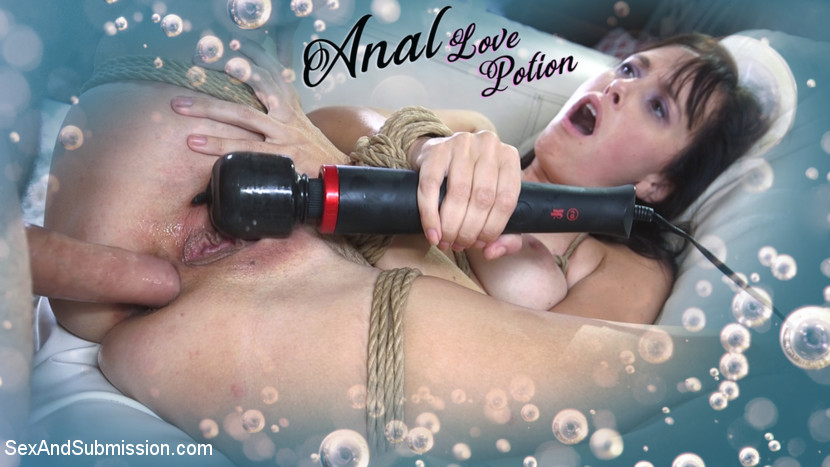 SexandSubmission.com/Kink.com: Tommy Pistol, Alana Cruise - Anal Love Potion [SD 540p] (619 MB) - November 2, 2018