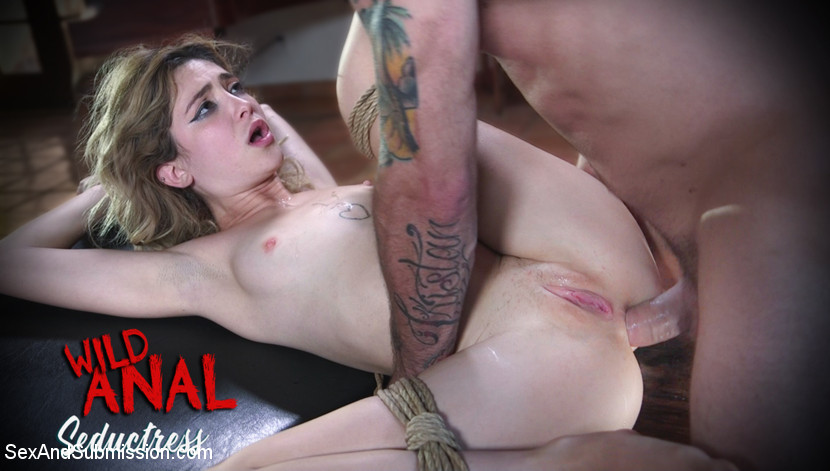 SexandSubmission.com/Kink.com: Jane Wilde, Mr. Pete - Wild Anal Seductress [SD 540p] (541 MB) - September 14, 2018
