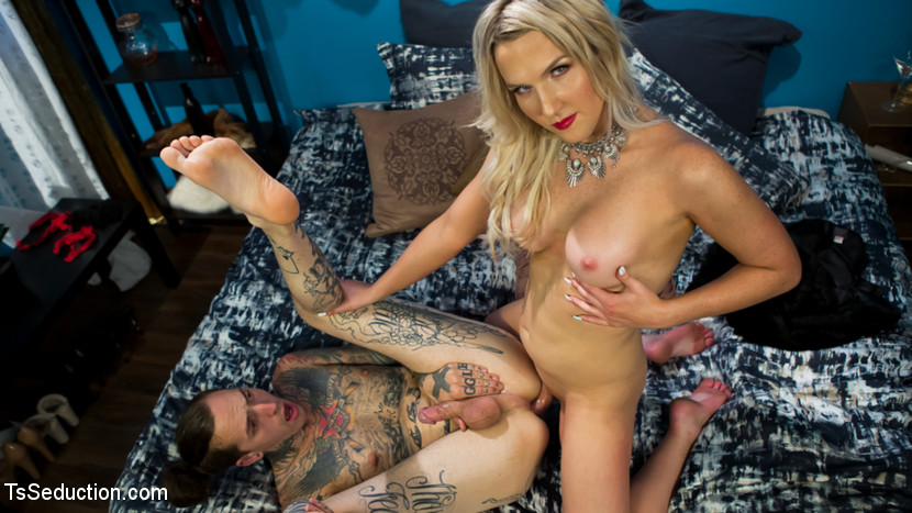 TSSeduction.com/Kink.com: Kayleigh Coxx, Ruckus - Paparazzi Down: Kayleigh Coxx Teaches A Hard Lesson To Ruckus [SD 540p] (386 MB) - August 21, 2018