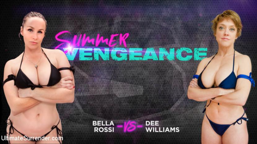 Ultimatesurrender.com/Kink.com: Dee Williams, Bella Rossi - Bella Rossi vs Dee Williams [SD 540p] (559 MB) - July 18, 2018