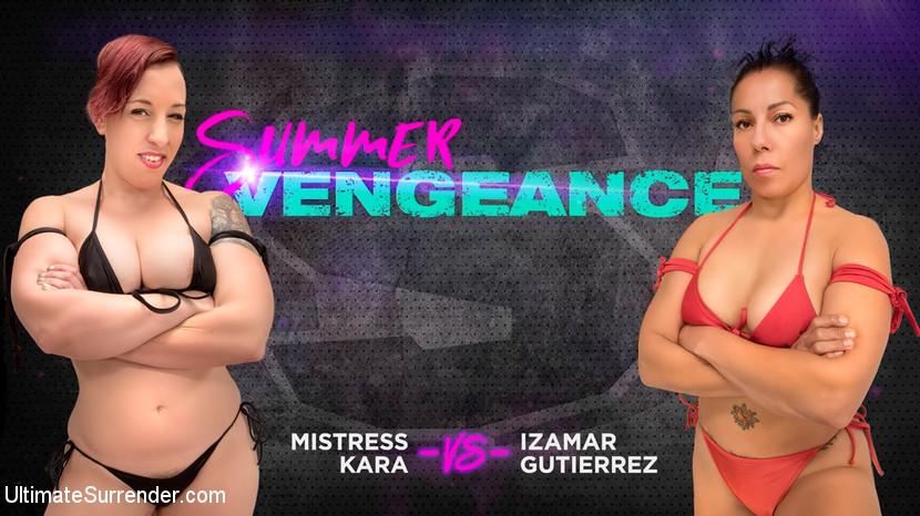Ultimatesurrender.com/Kink.com: Mistress Kara, Izamar Gutierrez - Mistress Kara vs Izamar Gutierrez [SD 540p] (580 MB) - August 8, 2018