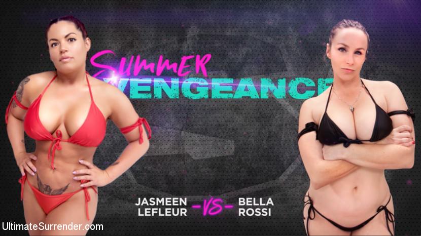 Ultimatesurrender.com/Kink.com: Jasmeen LeFleur, Bella Rossi - Jasmeen LeFleur vs Bella Rossi [SD 540p] (510 MB) - June 6, 2018
