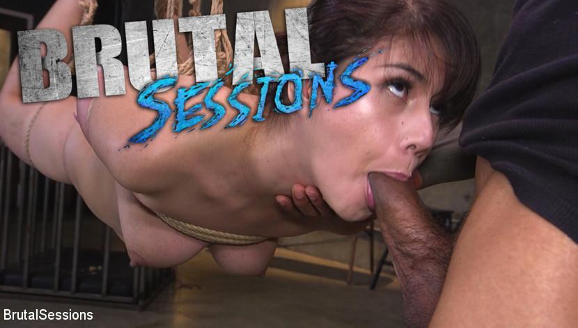 BrutalSessions.com/Kink.com: Eddie Jaye, Penelope Reed - Penelope Reed Takes A Brutal Pounding From Eddie Jayes Huge Cock [SD 540p] (516 MB) - May 23, 2018