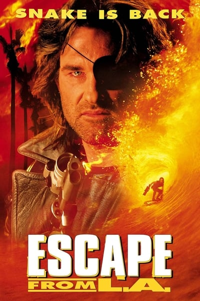 Escape From L A 1996 BDRip 1080p x264 DD5 1 HurTom