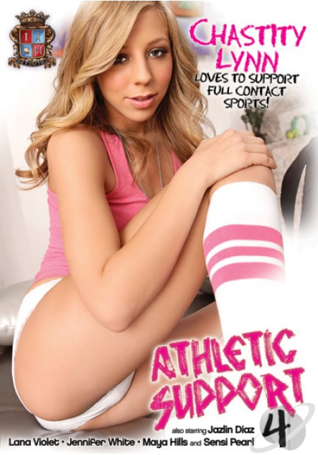 Athletic Support #4 [DVDRip 320p 2.04 Gb]