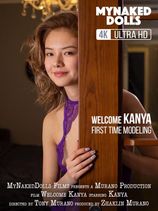 MyNakedDolls.com - Kanya - Welcome [HD 720p]