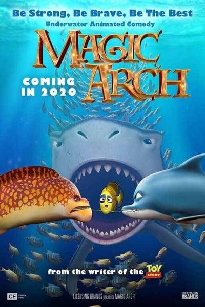 Magic Arch 2020 1080p NF WEBRip DDP5 1 x264-SYMBIOTES
