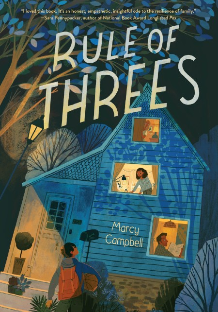 The Rule of Threes by Marcy Campbell
