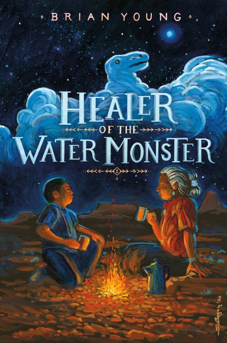 Healer of the Water Monster by Brian Young