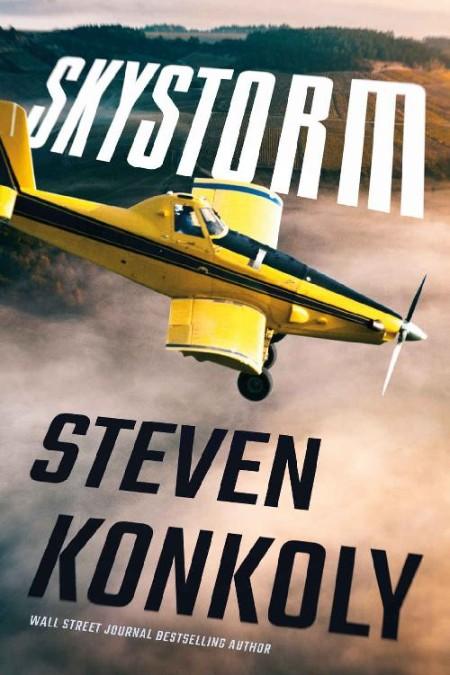 Skystorm by Steven Konkoly