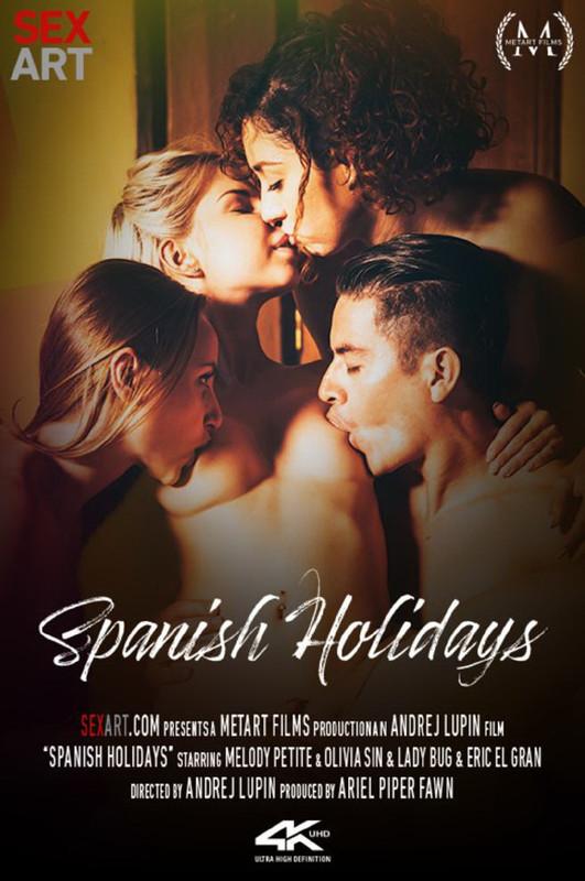 Lady Bug - Spanish Holidays (2021 SexArt.com MetArt.com) [FullHD   1080p  1.36 Gb]