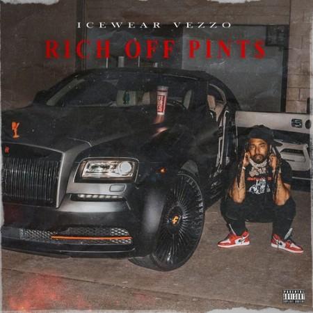 Icewear Vezzo - Rich Off Pints (2021)