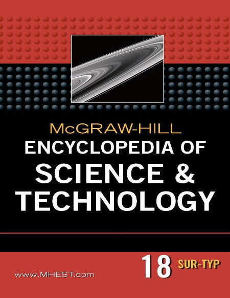 Encyclopedia Of Science Technology Volume 18