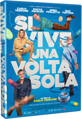 Si Vive Una Volta Sola (2021).avi WEBRiP XviD AC3 - iTA