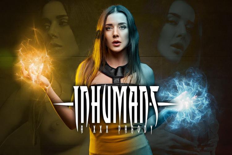 VRCosplayX: Sybil A - Inhumans A XXX Parody [UltraHD/2K 1440p] (3.54 GB)