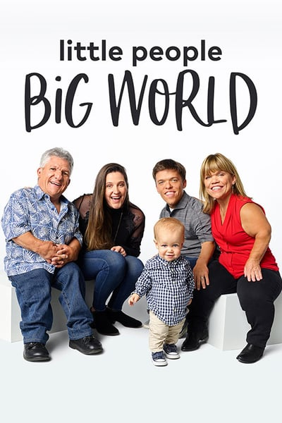 Little People Big World S22E02 Champagne or Tissues 1080p HEVC x265-MeGusta