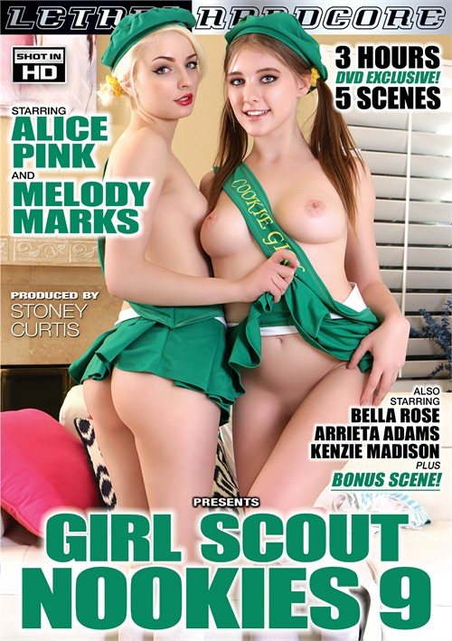 Girl Scout Nookies 9 [WEB-DL 540p 2.77 Gb]