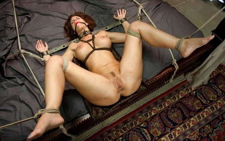 Syren de Mer, Mark Davis - The Disobedient Submissive [Sexandsubmission/Kink] HD 720p