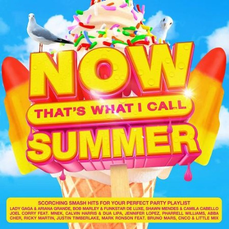 NOW That's What I Call Summer (4CD) (2021)